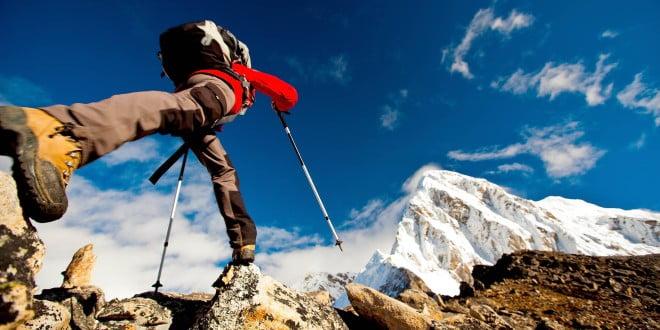 Higiena stóp powinna być priorytetem, zarówno dla górskich wędrowców, jak i dla biegaczy