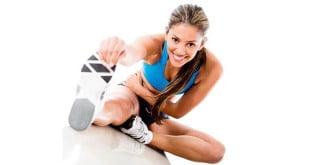 Stretching jest podstawą dobrego treningu.