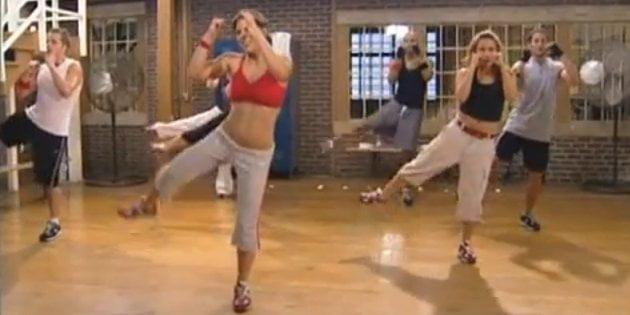 Taki zestaw intensywnych ćwiczeń jest najlepszych w walce z tkanką tłuszczową i dużym brzuchem.
