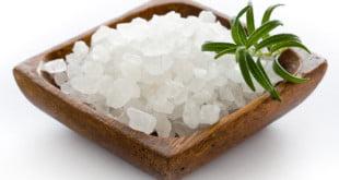 Sól jest bardzo ważnym składnikiem Twojej diety