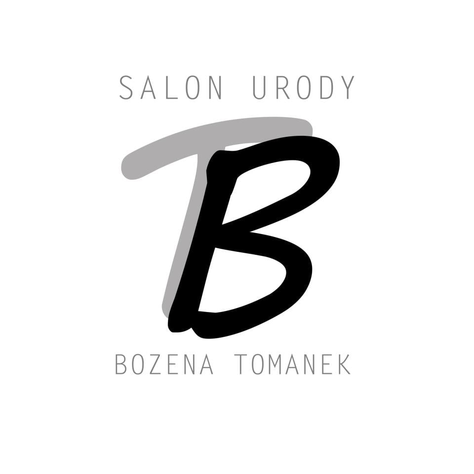 Logo salonu urody Bożenka
