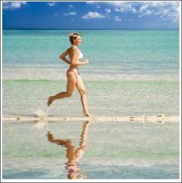 Biegaj, ćwicz - nie daj się rakowi piersi!