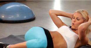 Ćwiczenia ABS są doskonałe do wzmocnienia mięśni brzucha.