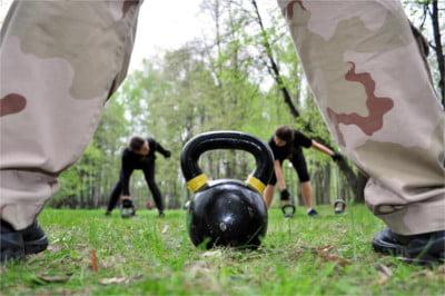 To jedne z najlepszych zajęć fitness.