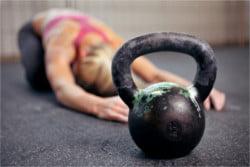 Kettlebell to jeden z najlepszych treningów fitness.