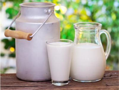Mleko ryżowe można również przygotować z surowego ryżu.