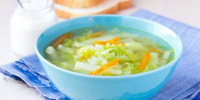 Oberiba (zupa z kalarepy) to niegdyś bardzo popularny posiłek obiadowy.