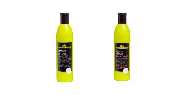 Dzisiaj testujemy szampon i odżywkę z Planeta Organica