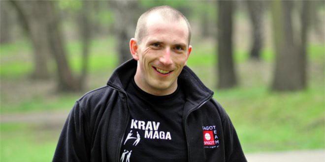 Michał Sog - szef Krav Maga Sagot Team