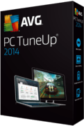 Zdjęcie boxa AVG PC Tune Up 2014.