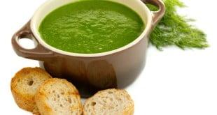 Przepis na zupę brokułową