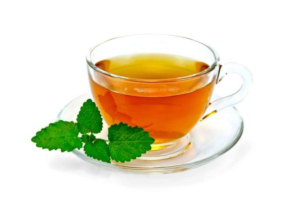 Herbata pomoże nam zadbać o zdrowie.