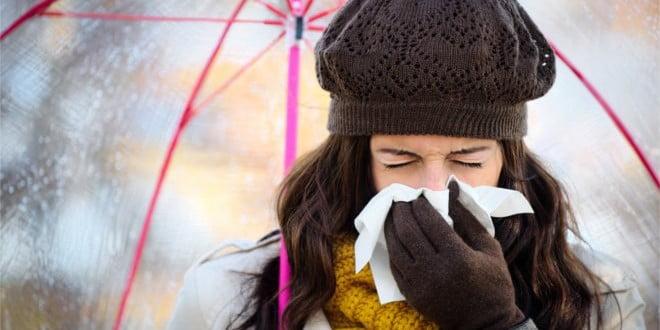 Zwróć uwagę na to jakich składników używać do walki z przeziębieniem.
