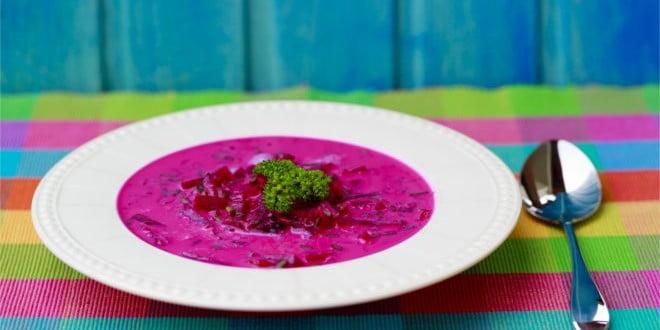 Przepis na zupę z botwiny - idealny przepis na wiosnę