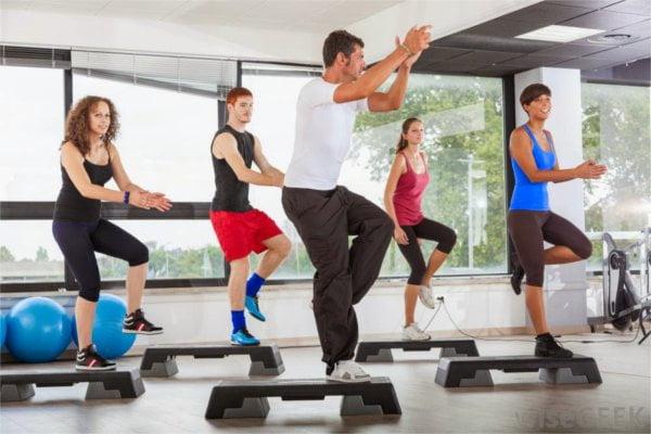 Zajęcia w klubie fitness dostarczą mnóstwo frajdy.
