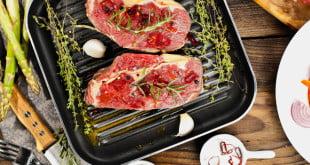 Grillowane chude mięso