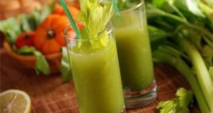 Koktajle warzywne to doskonały pomysł na uzupełnienie witamin.