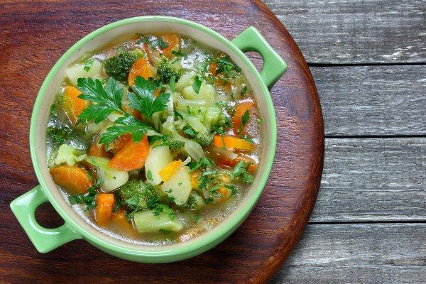 Trzy przepisy na zupy warzywne