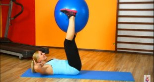 Ćwiczenia na płaski i seksowny brzuch