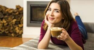 Desery z kawą