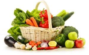 Warzywa to podstawa naszej diety - również na wakacjach!