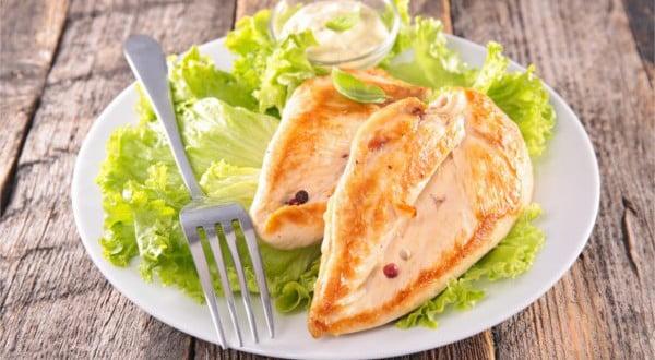 Kurczak to samo zdrowie