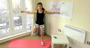 Trening, który pozwoli Ci powrócić do aktywności fizycznej.
