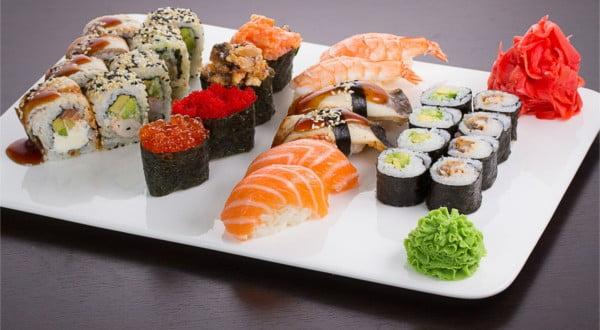 Czy warto jeść sushi, co w nim wartościowego?