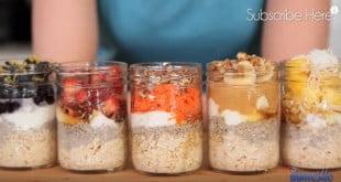 Niesamowite przepisy z owsianką na śniadanie - musisz spróbować!