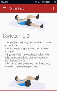 Opis ćwiczeń
