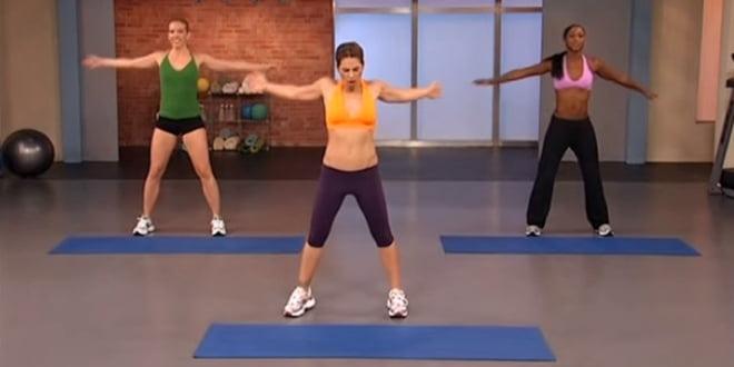 Kompleksowy trening dla zaawansowanych z Jillian Michaels