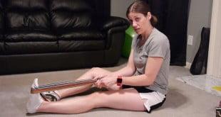 Zestaw prostych ćwiczeń na ból kolan
