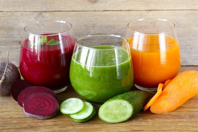 Jakie są właściwości soków, które wyciskasz?
