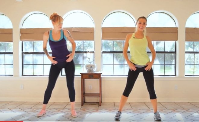 Kompleksowy trening dla początkujących na taniec brzucha.