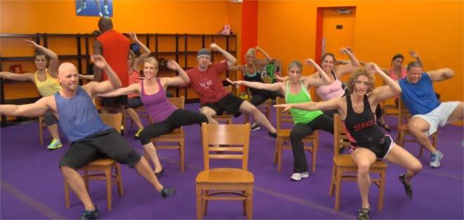 Ćwiczenia dla początkujących na spalanie tłuszczu.