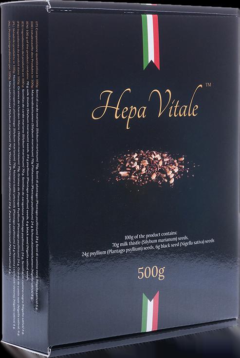pudełko hepavitale