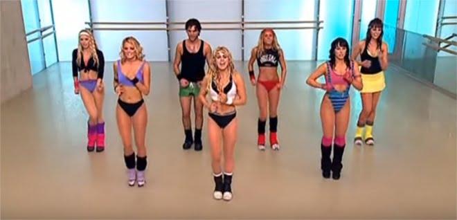 Nowy trening tańczący na płaski brzuch
