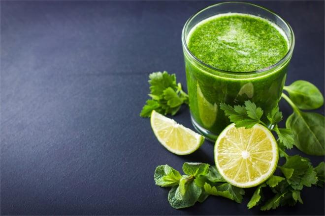 Przepis na smaczną i zdrową zieloną herbatę smakującą jak nestea