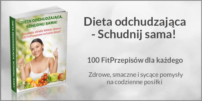 Przepisy odchudzające, dieta, dzięki której sama schudniesz/