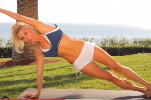 Ćwiczenia na brzuch - szesciopak na brzuchu