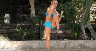 Ćwiczenia na boczki i szczupłą talię w formie treningu interwałowego.