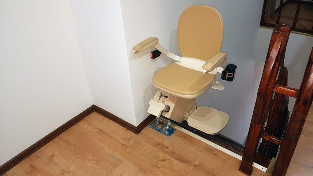 krzesło dla niepełnosprawnych