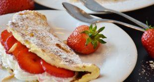 omlet śniadanie