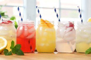 Zdrowe i smaczne przepisy na lemoniadę.
