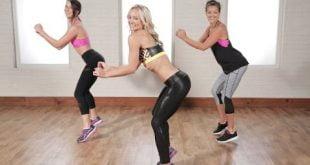 Trening spalający tłuszcz