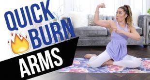 Ćwiczenia na wyszczuplenie ramion i rąk. Ćwiczenia wyszczuplające ramiona.