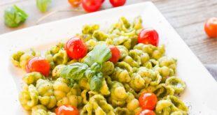 Pomysły na dania wegetariańskie