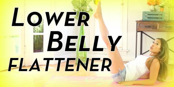 Zestaw ćwiczeń na redukcję oponki i wzmocnienie mięśni brzucha.