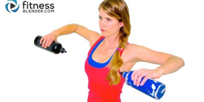 Ćwiczenia podnoszące i ujędrniające biust.