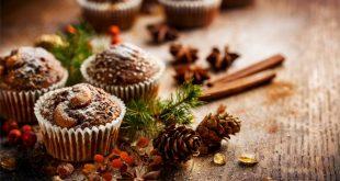 Pyszne świąteczne fit muffinki w zdrowej odsłonie